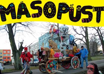 banner masopust