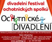 9-17/11 Ochotnické divadlení 2018