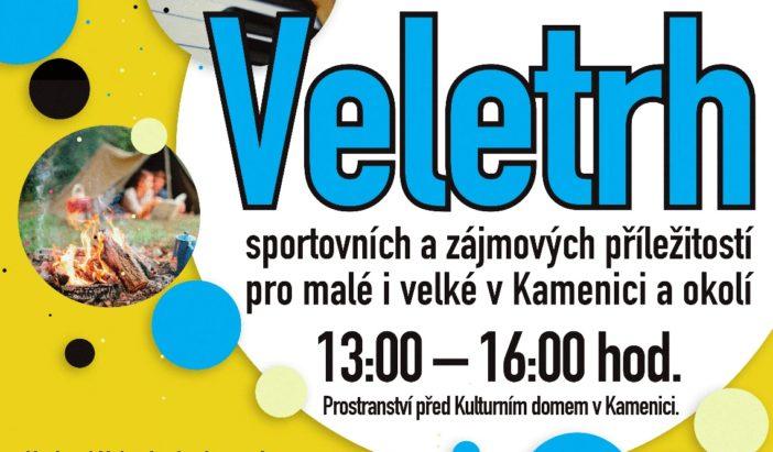 Veletrh sportovních a zájmových příležitostí v Kamenici