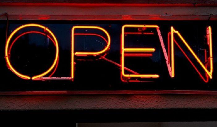 Otevíráme!